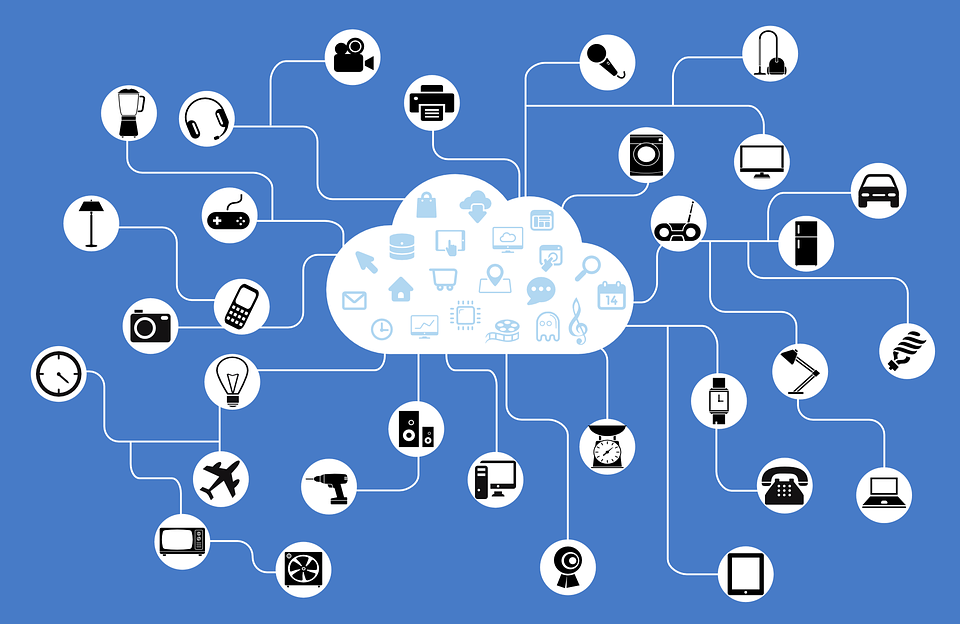 iot era Internet of things:  trend, advantages, and development